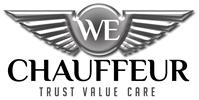 We Chauffeur logo